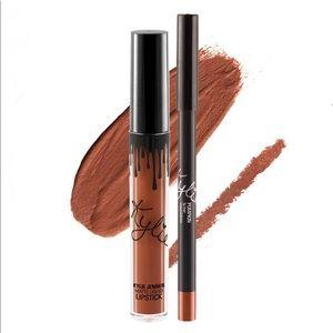Kylie Cosmetics Lip Kit Pumpkin